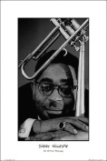 Hot Stuff 2013-24x36-CP Dizzy Gillespie Poster