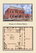 Buy Enlarge 0-587-08464-2P12x18 Design of a Modern Bakery- Paper Size P12x18