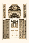 Buy Enlarge 0-587-09314-5P12x18 Decoration of the Second Corridor of the Loggie in the Vatican- Paper Size P12x18