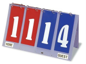 Olympia Sports VB070P Score Flipper with Numbers From 1-99