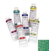 Winsor & Newton 1214147 37ml Artists Oil Colour - Chrome Green Deep Hue