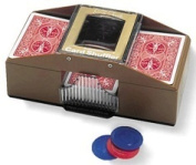 North Coast Medical NC29100 Automatic Card Shuffler & amp;#44; Easy Operation