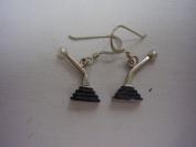Hotrod Rocks HRR-020E Pearl Shift Earrings