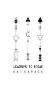 Learning to Speak