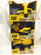 CAT Tough Tracks Toy Construction Set
