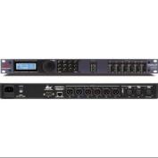Dbx DRIVERACK260 Loudspeaker Management System W/graphic And Parametric Eq & W/feedback Elimination W/six Xlr Outputs