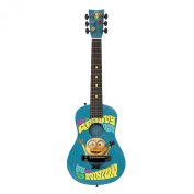 First Act Universal Minions Acoustic Guitar MN705, Blue