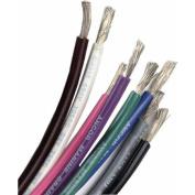 Ancor 188003 10 Ga. Black Tinned Wire-2.4m