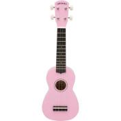 Omalha Soprano Ukulele, Pink