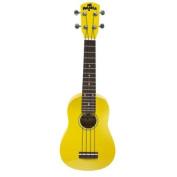 Melokia Soprano Ukulele Mellow Yellow