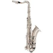 Ravel Ts002nsb Sand Blasted Nickel Student Tenor Saxophone with High F#