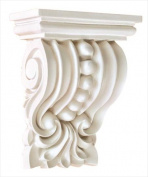 American Pro Decor 5APD10020 10cm x 15cm . Decorative Acanthus And Dots Corbel