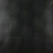 Designer Fabrics G982 140cm . Wide Black Vinyl Fabric
