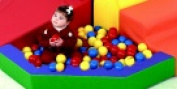 Childrens Factory Extra Mixed Colour Ball Set - 175