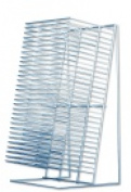 Sax Single-Slide Table Top Drying Rack - 12 H x 20cm . W 30 Shelf