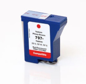 Pitney Bowes C797-0 Compatible Ink Cartridge - Red