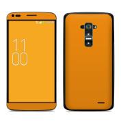 DecalGirl LG3F-SS-ORN LG G Flex Skin - Solid State Orange