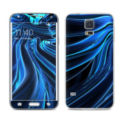 DecalGirl SGS5-CERUL for for for for for for for for for for Samsung Galaxy S5 Skin - Cerulean