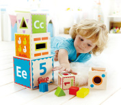 Hape E0413 Pyramid of Play