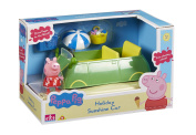 Peppa Pig Holiday Time Sunshine Car