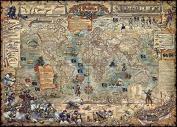 Heye Pirate World Puzzles
