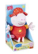 Peppa Pig Holiday Time Talking Plush
