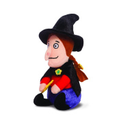 15cm Room On The Broom Witch Soft Toy