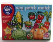 Orchard Toys Veg Patch Match Puzzle