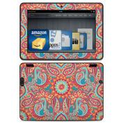 DecalGirl AKX7-CARNIVALPAISLEY Amazon Kindle HDX Skin - Carnival Paisley