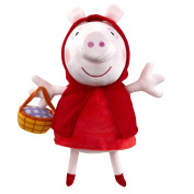 Peppa Pig Once Upon a Time Supersoft Red Riding Hood