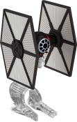 Hot Wheels Star Wars Starship Force Awakens First Order TIE Fighter