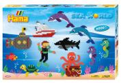 Hama Beads Sea World Gift Box