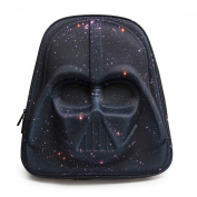 Loungefly Back Pack Galaxy Print Darth Vader Star Wars Backpack School Bag
