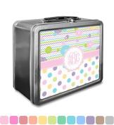 Girly Girl Custom Lunch Box
