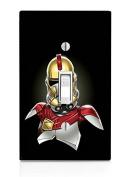 Leonidas 300 StormTrooper Art Light Switch Plate