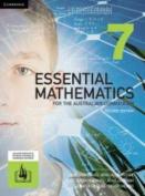 Essential Mathematics for the Australian Curriculum Year 7 2ed Print Bundle (Textbook and Hotmaths)