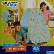 Discovery Kids Woodland Friends Pop-Up Tent