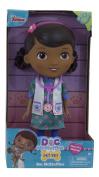 Disney Junior Doc McStuffins My Friend Doc Doll - Pet Vet Doctor Figure with Lab Coat