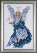 Design Works Counted Cross Stitch kit - Celestial Angel