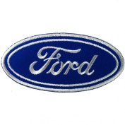 Ford Racing Patch Embroidered Iron on Patch O