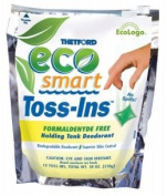 Thetford Corp 32952 12 Pack Eco-Smart Formaldehyde-Free Formula
