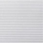 Kittrich 06F-126501-06 15cm . X 30cm . Clear Ribbed Shelf Liner