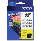 for Brother LC205 Super High Yield Ink Cartridges