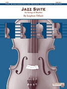 Alfred 00-1933S S Jazz Suite Strings-Orch Book