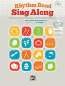 Alfred 00-41754 RHYTHM BAND SING ALONG-BK & CD