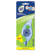 Papermate 660415 DryLine Grip Correction Tape Non-Refillable 1/5 x 335
