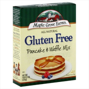 Maple Grove Farms All Natural Waffle And Pancake Mix Gluten Free 470ml Pack Of 8