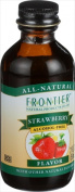 Frontier Herb 60ml Strawberry - Alcohol Free
