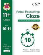 10-Minute Tests for 11+ Verbal Reasoning
