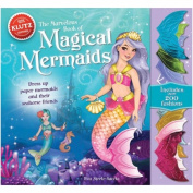 Magical Mermaids Book Kit-
